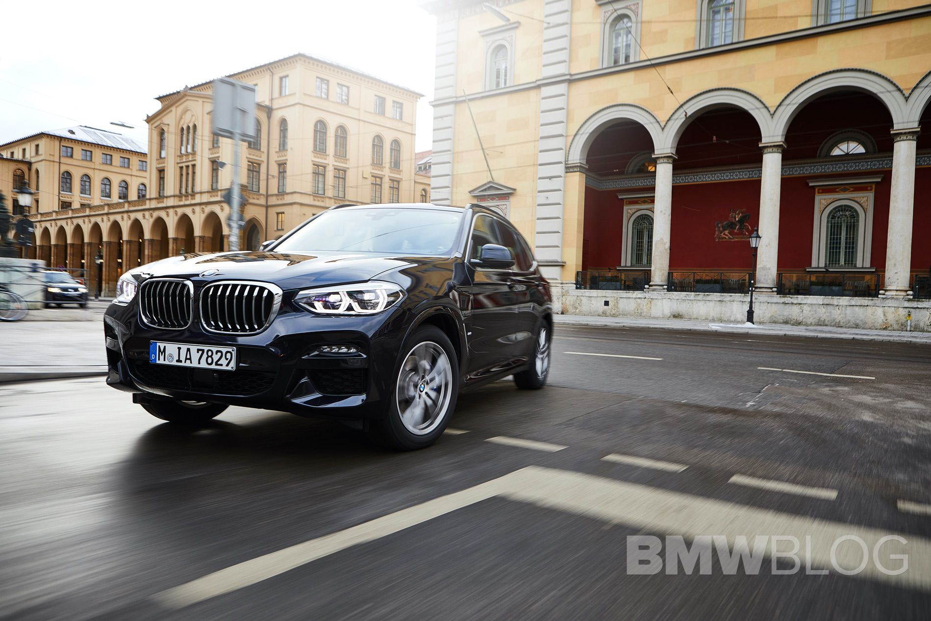BMW X3 xDrive30e hybrid 03