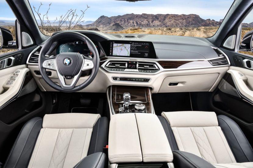 BMW X7 xDrive40i Arctic Grey 85 830x553