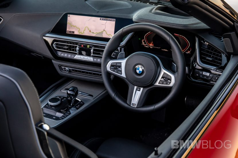 BMW Z4 M40i San Francisco Red 07 830x553