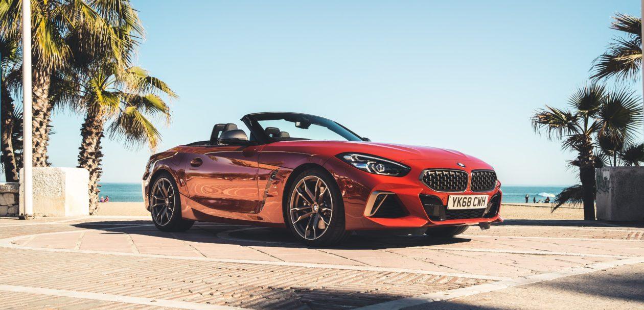 BMW Z4 M40i San Francisco Red 34 1260x608