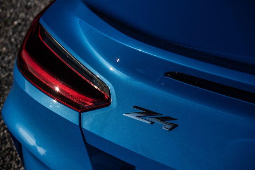 BMW Z4 sDrive20i M Sport Package in Misano Blue Metallic 10 830x553