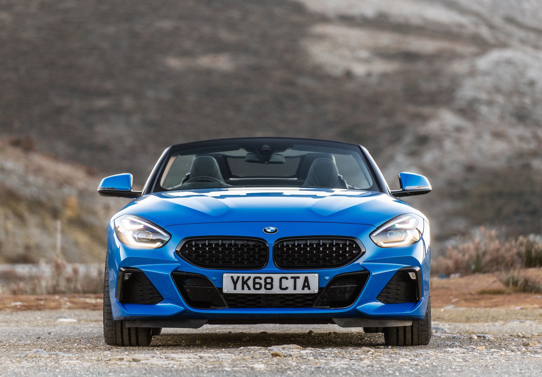 Photoshoot With The Bmw Z4 Sdrive20i M Sport Package In