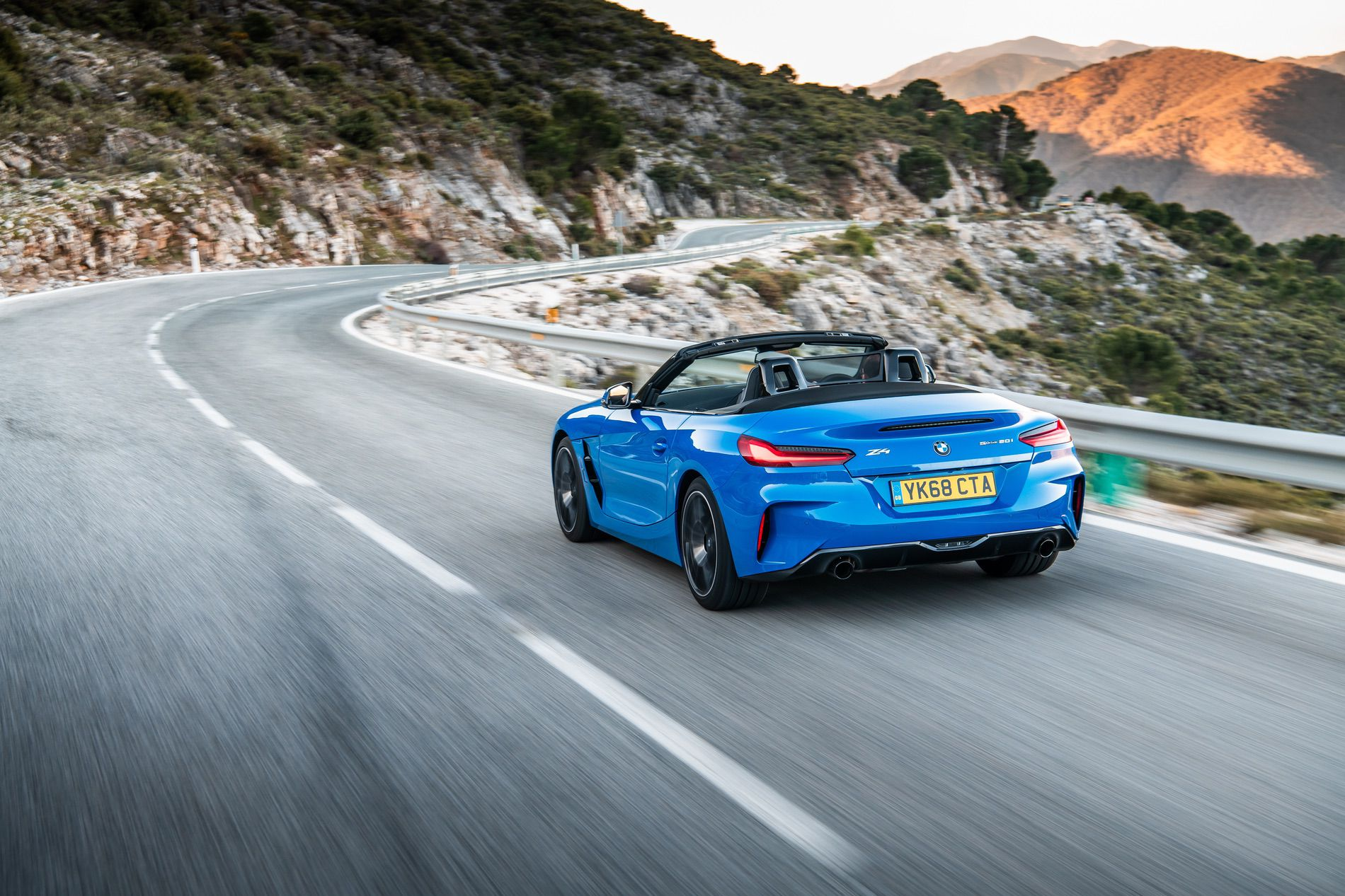 Can The Entry Level Bmw Z4 Sdrive20i Still Be Fun