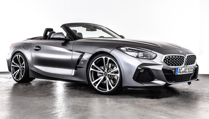 BMW Z4 wheels ac schnitzer 11
