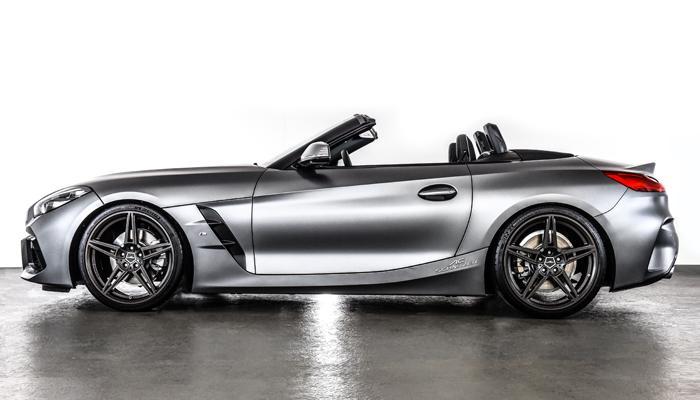 BMW Z4 wheels ac schnitzer 3