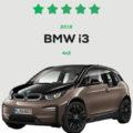 BMW i3 Green NCAP 5 Stars 120x120