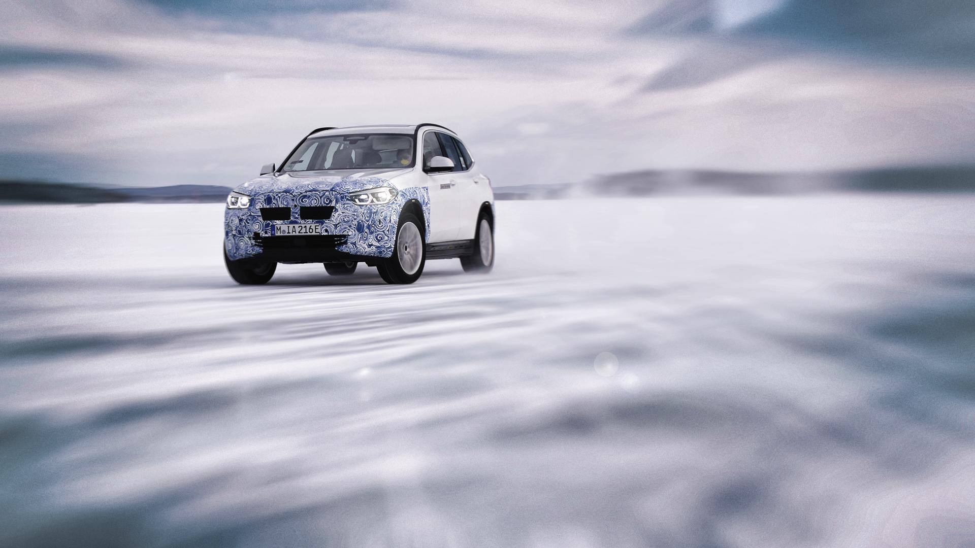 BMW i4 iX3 iNEXT 6 of 6