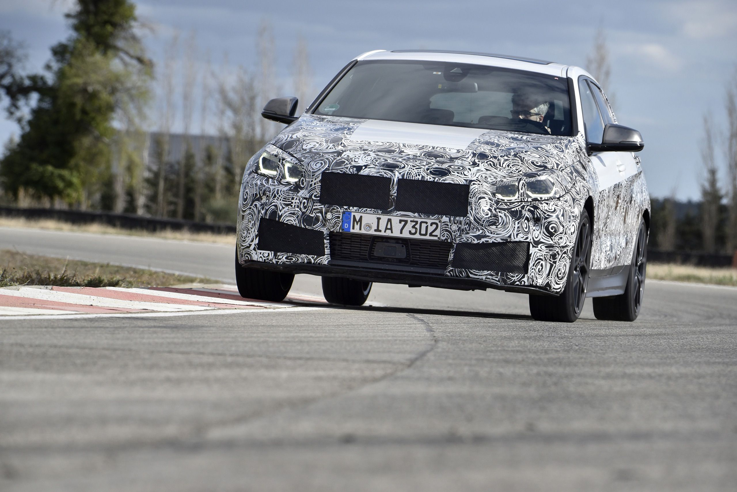 New 2019 BMW M135i to achieve similar Nurburgring times as