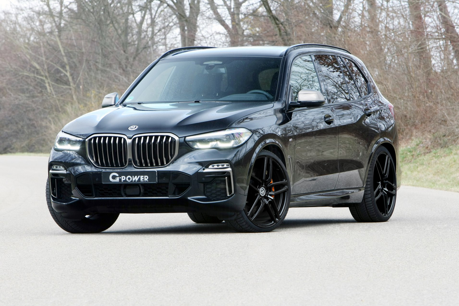 G Power BMW X5 M50d