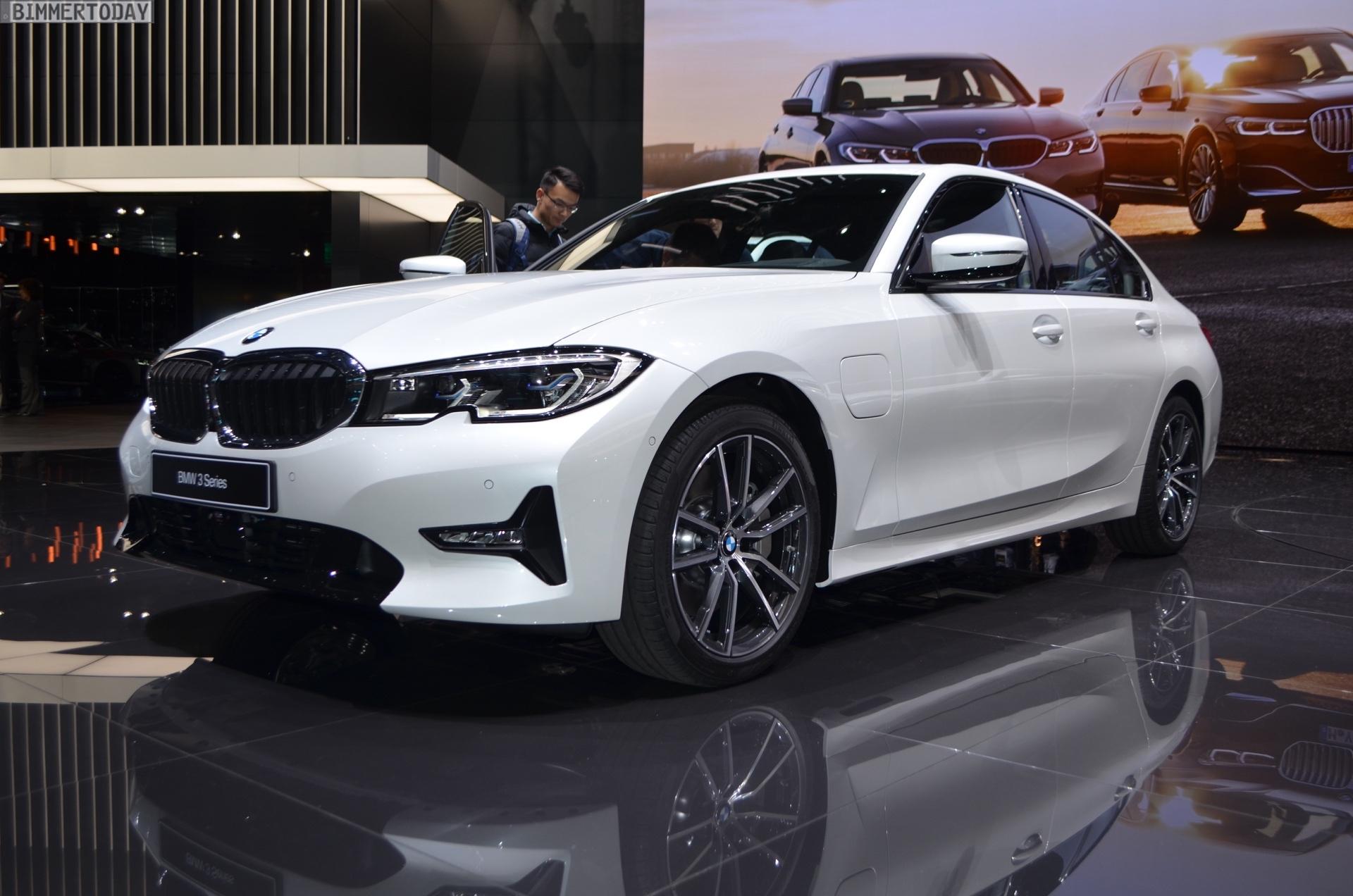 Genf 2019 BMW 330e G20 Limousine Live 01