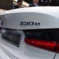 Genf 2019 BMW 330e G20 Limousine Live 12 120x120