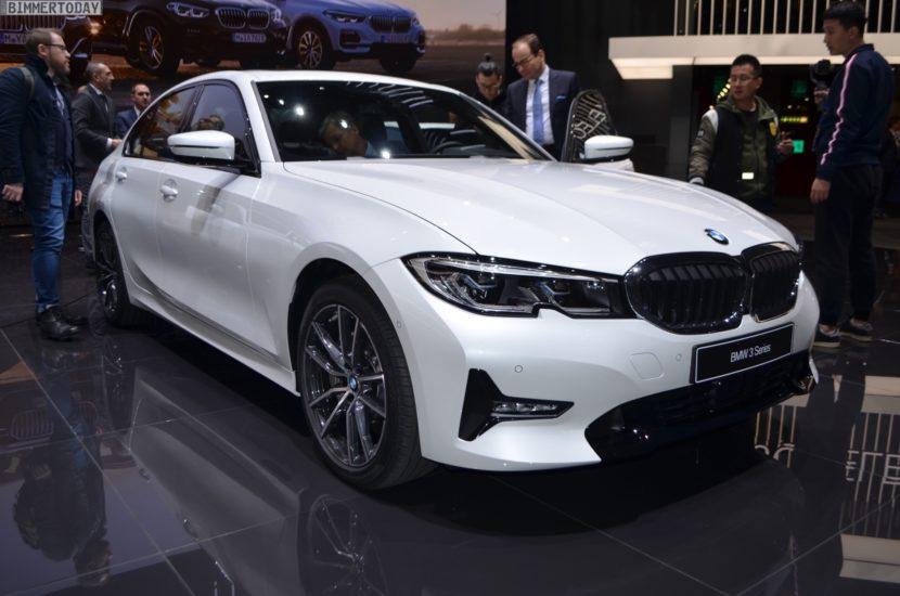 Genf 2019 BMW 330e G20 Limousine Live 15 830x550