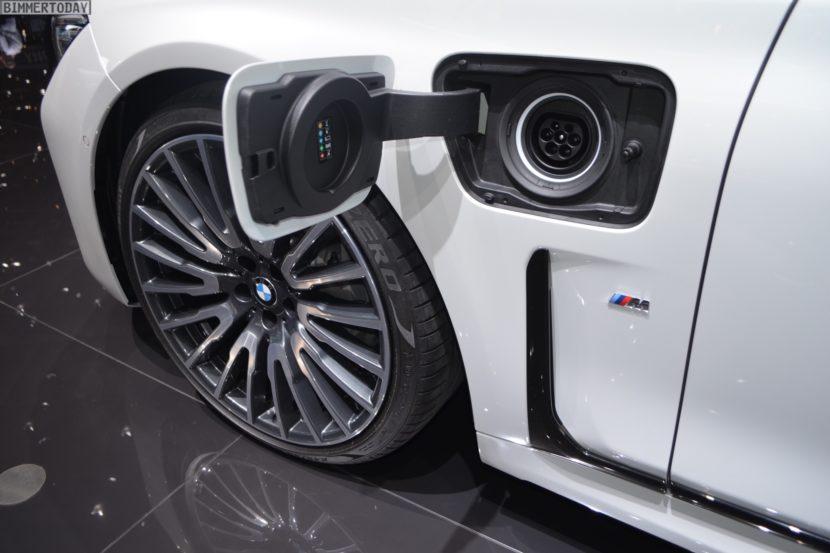 Genf 2019 BMW 7er Facelift G11 LCI 745e M Sportpaket Live 08 830x553