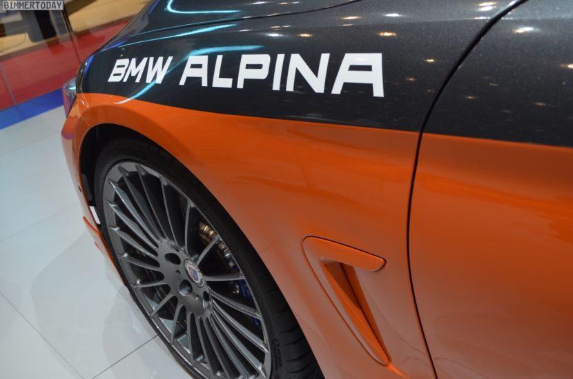 Genf 2019 BMW Alpina B4 S Edition 99 Live 09 830x550