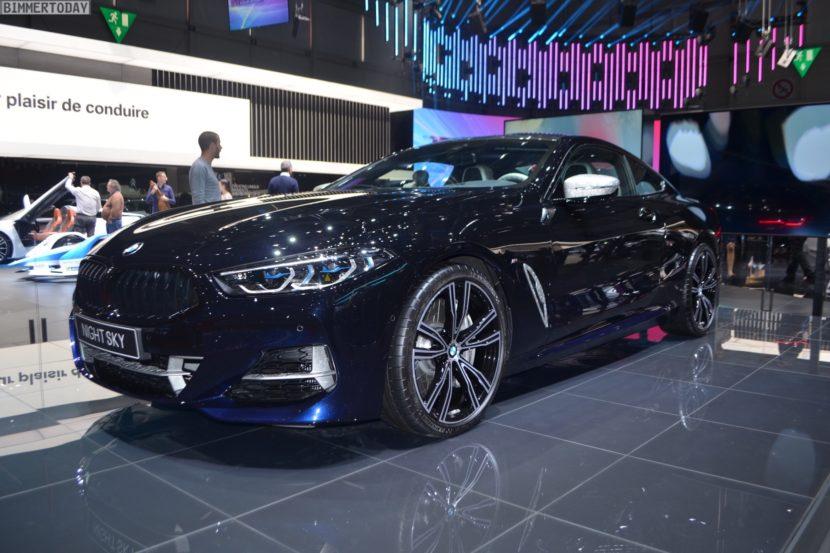 Genf 2019 BMW M850i Night Sky 8er G15 Live 01 830x553