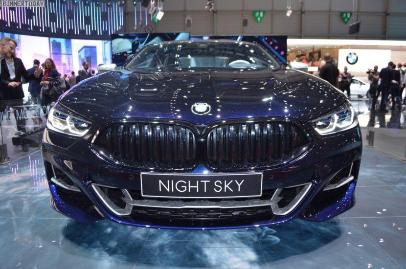 Genf 2019 BMW M850i Night Sky 8er G15 Live 03 830x550