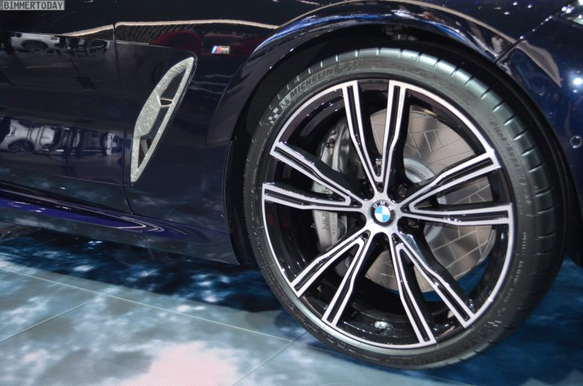 Genf 2019 BMW M850i Night Sky 8er G15 Live 13 830x550