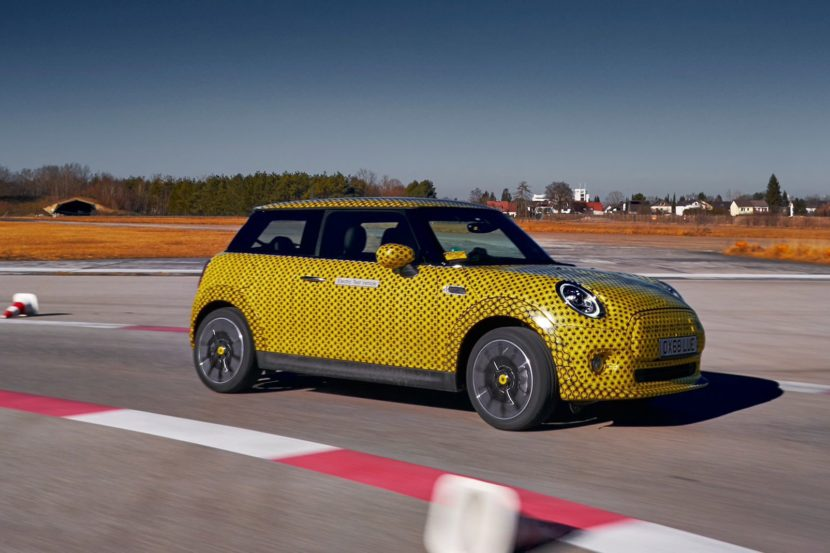 Mini Cooper Se Electric To Get 120 Mile Range