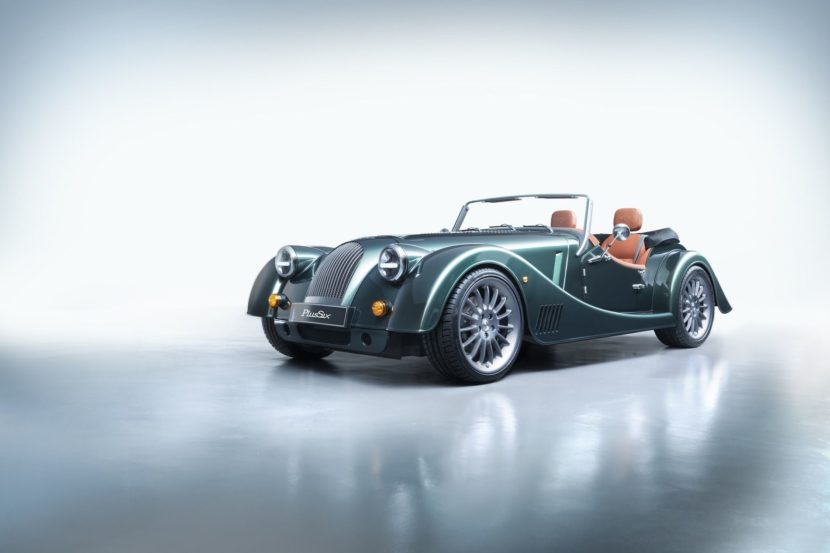 Morgan Plus Six 01 830x553