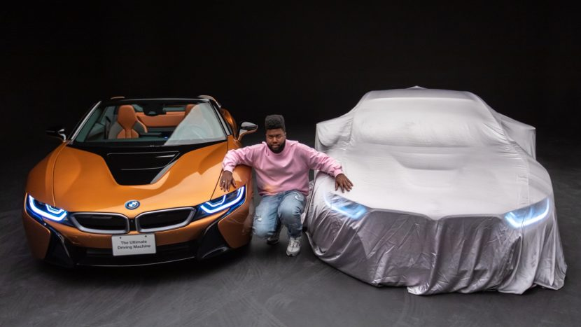 P90341615 highRes khalid and the bmw i 830x467