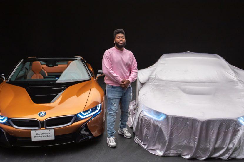 Khalid Joins BMW i on Road to Coachella Campaign