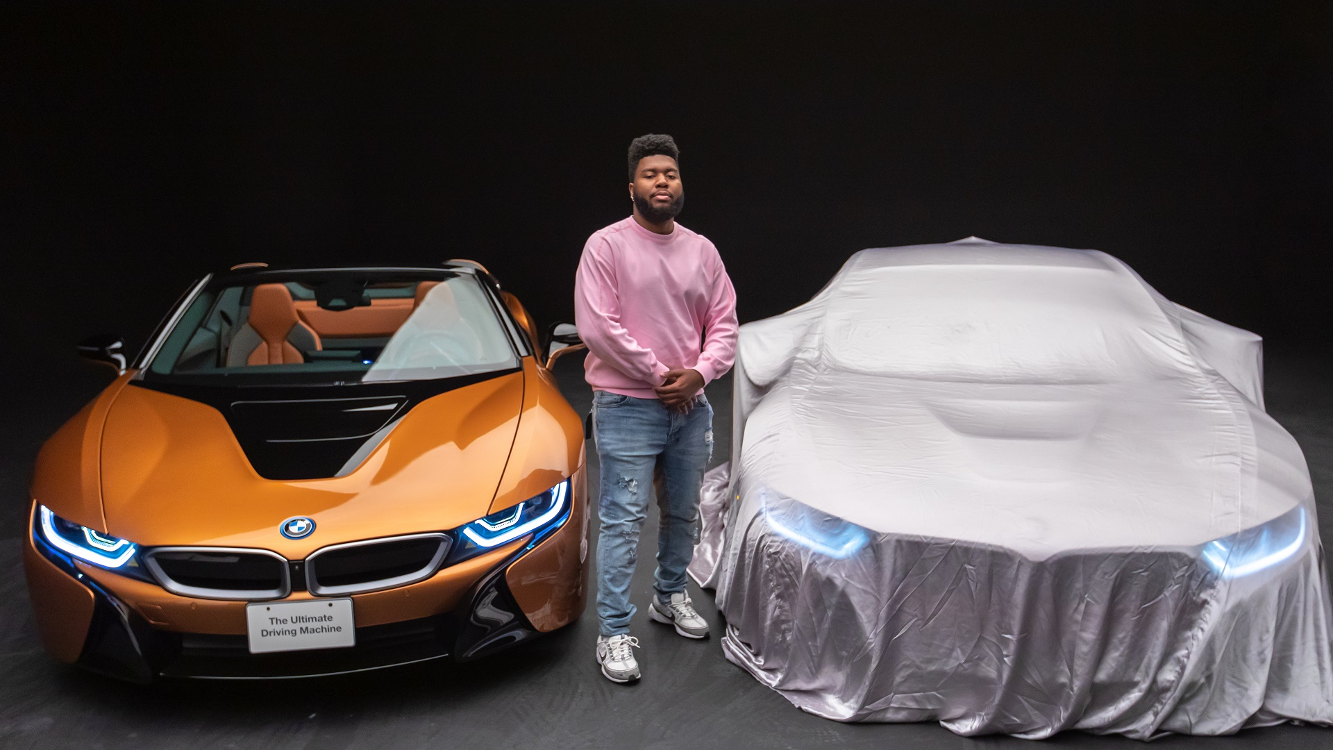BMW Palm Springs >> Video: Khalid Designed BMW i8 Roadster for Coachella Unveiled
