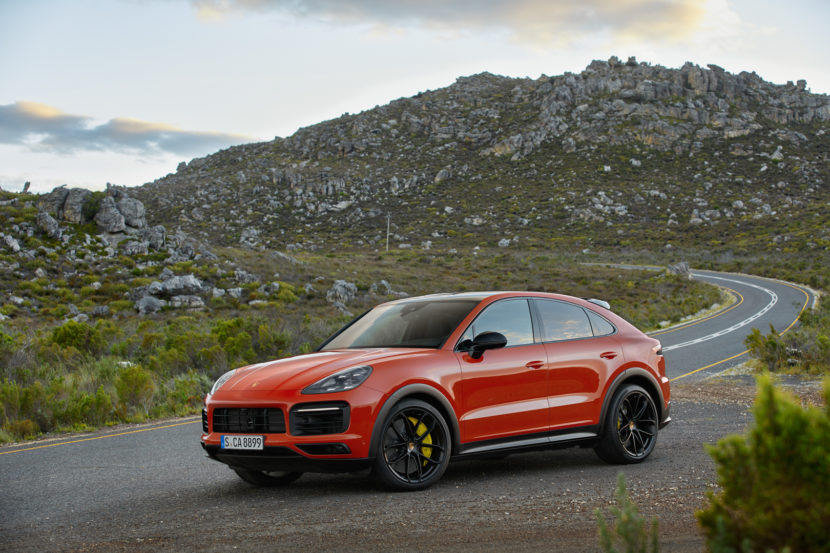 Porsche Cayenne Coupe 4 of 10 830x553