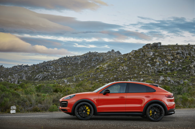 Porsche Cayenne Coupe 5 of 10 830x553