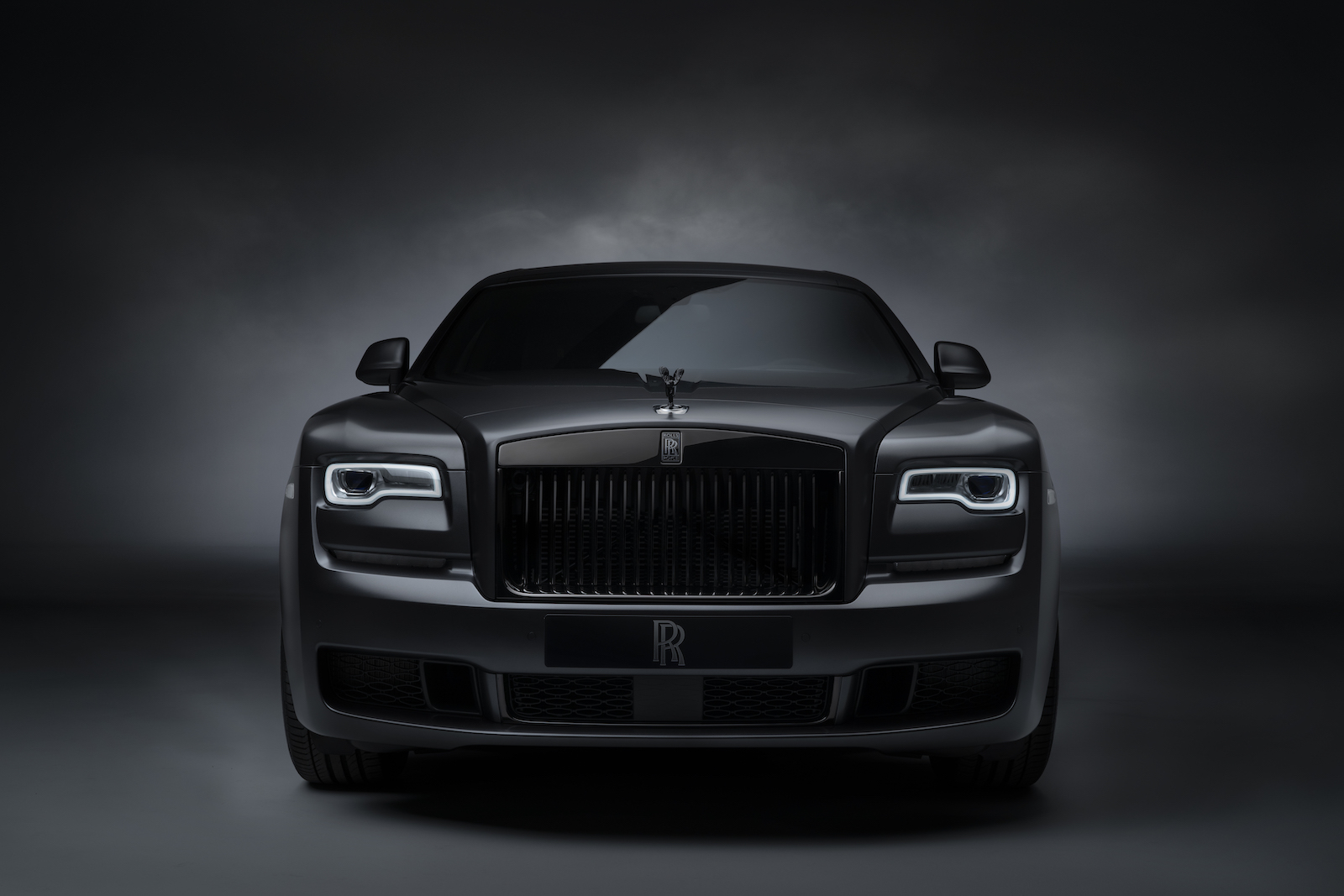 ROLLS ROYCE GHOST BLACK BADGE 1