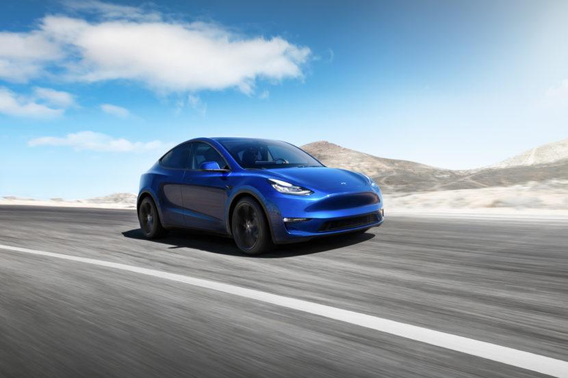 Tesla Model Y 1 of 4 830x553