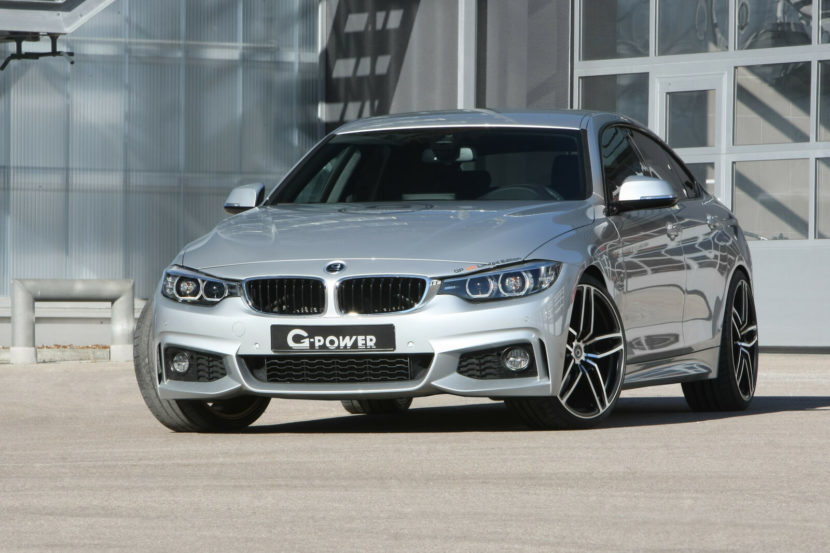 Video: G-Power BMW 440i Has 420 HP for M4-Rivaling Speeds