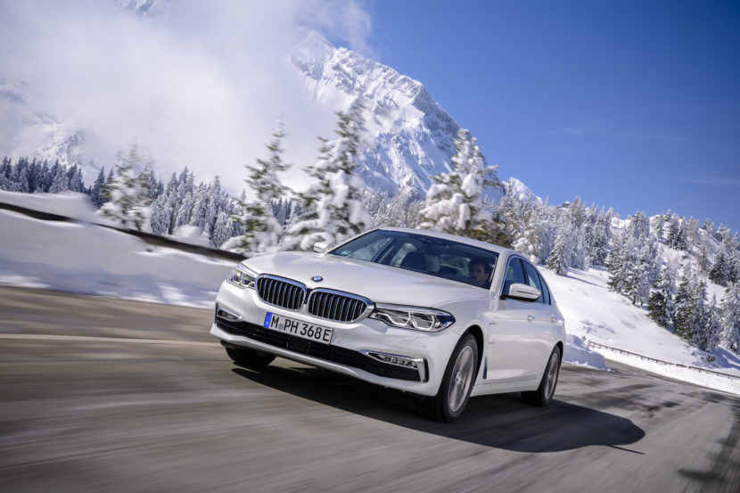 Bmw 530e Xdrive 5 Series Plug In Hybrid Soon With All Wheel Drive
