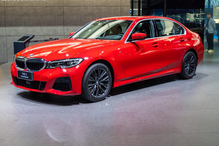 2019 BMW 3 Series long wheelbase china 1 830x553