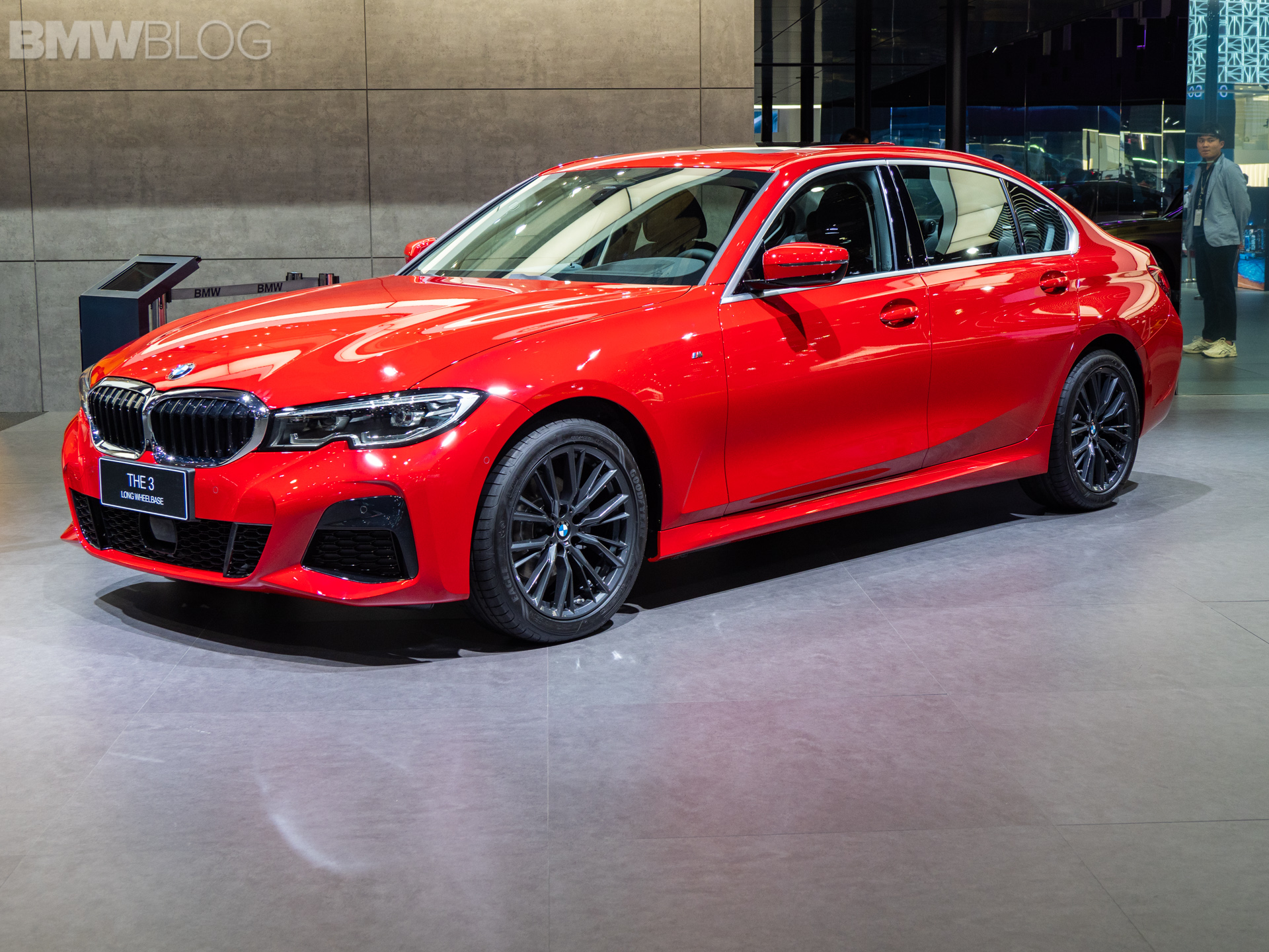 2019 BMW 3 Series long wheelbase china 1