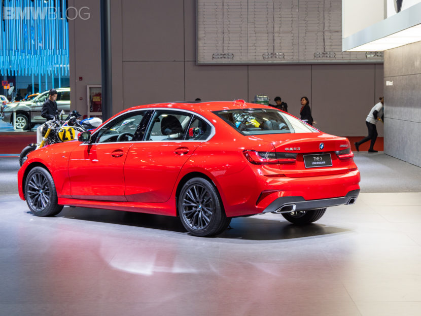 2019 BMW 3 Series long wheelbase china 10 830x623