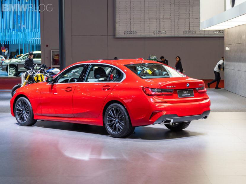 2019 BMW 3 Series long wheelbase china 10 830x623