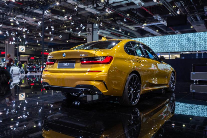 2019 BMW 3 Series long wheelbase china 19 830x553