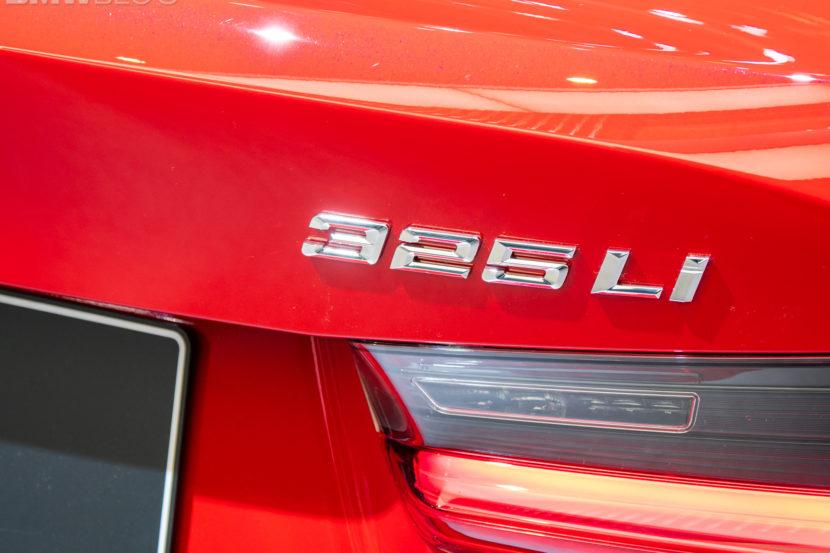 2019 BMW 3 Series long wheelbase china 8 830x553