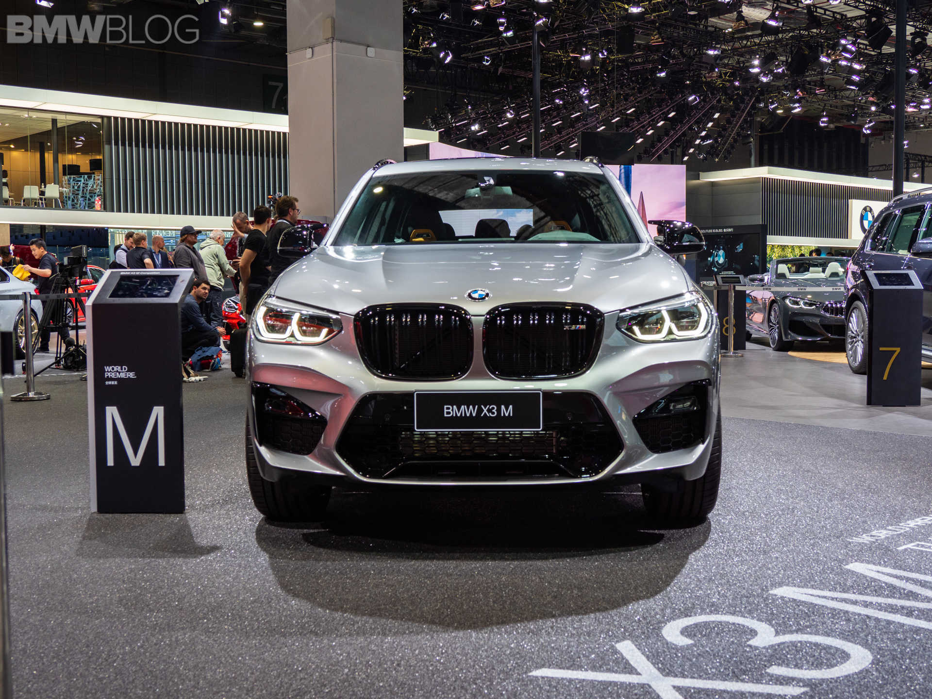 2020 BMW X3 M Competition 17