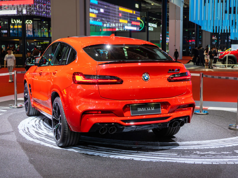 2020 BMW X4 M Competition 2 830x623