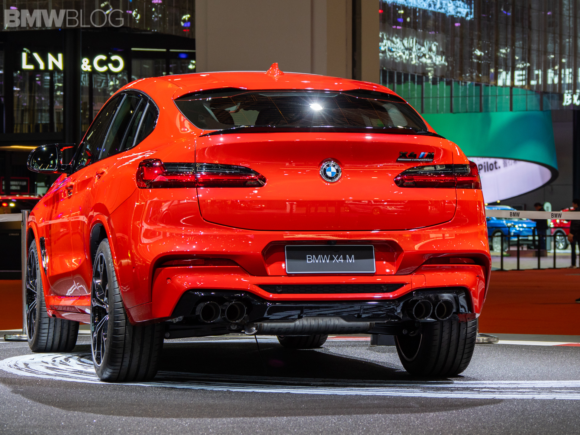 2020 Bmw X4m And Bmw X3m Configurators Live On Bmwusa Com