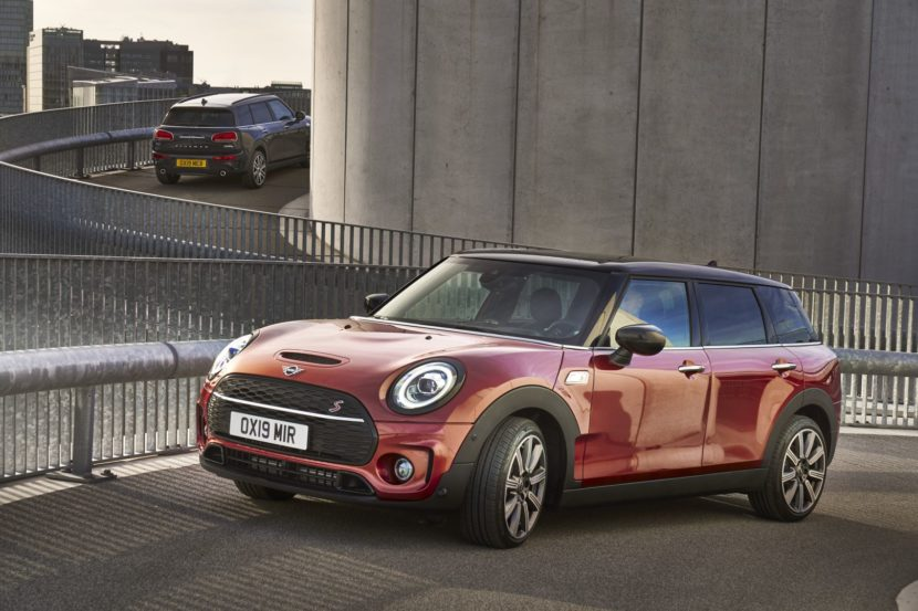 World Premiere 2020 Mini Clubman Unveiled