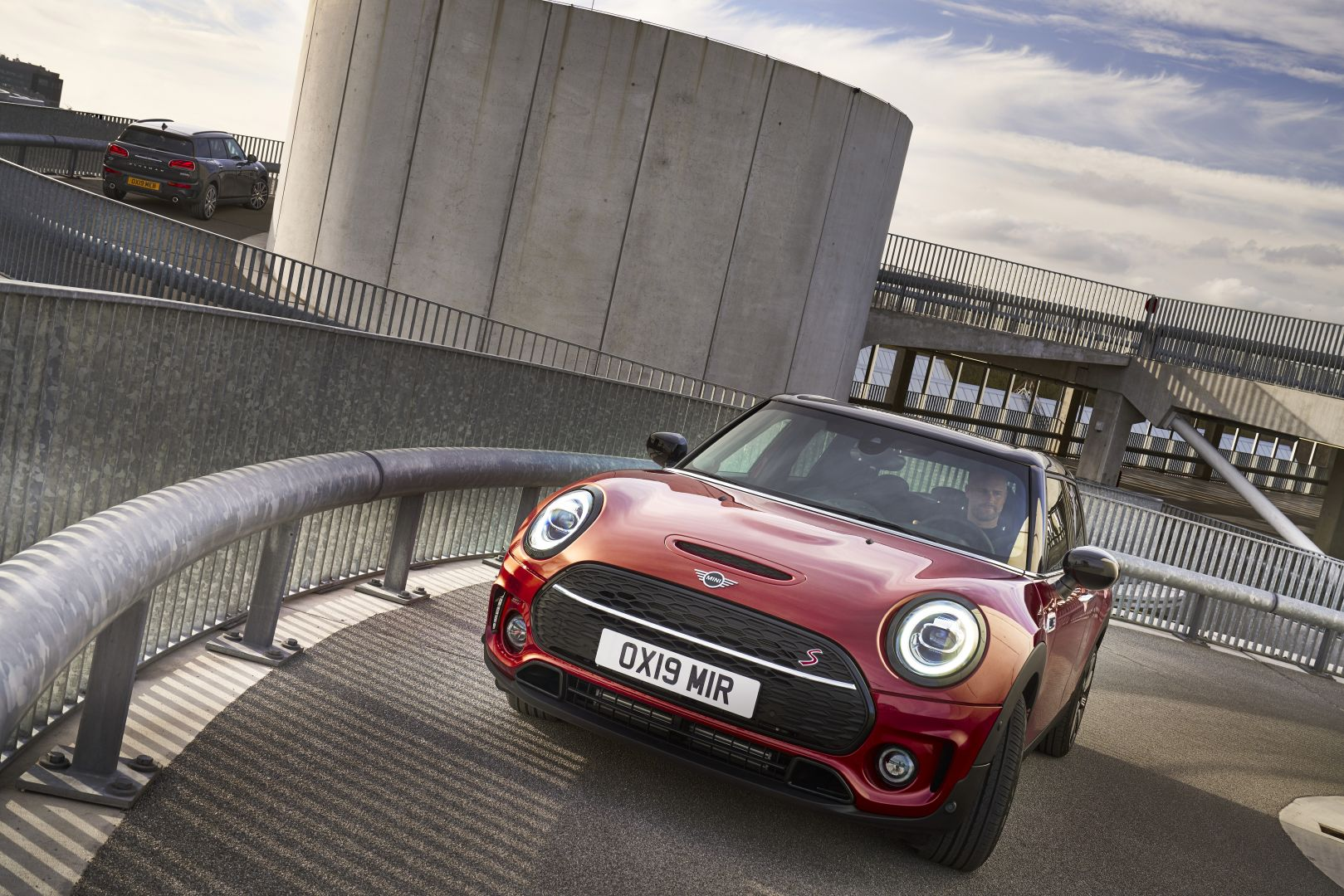 Image result for next-gen Mini Clubman maybe turned into an SUV