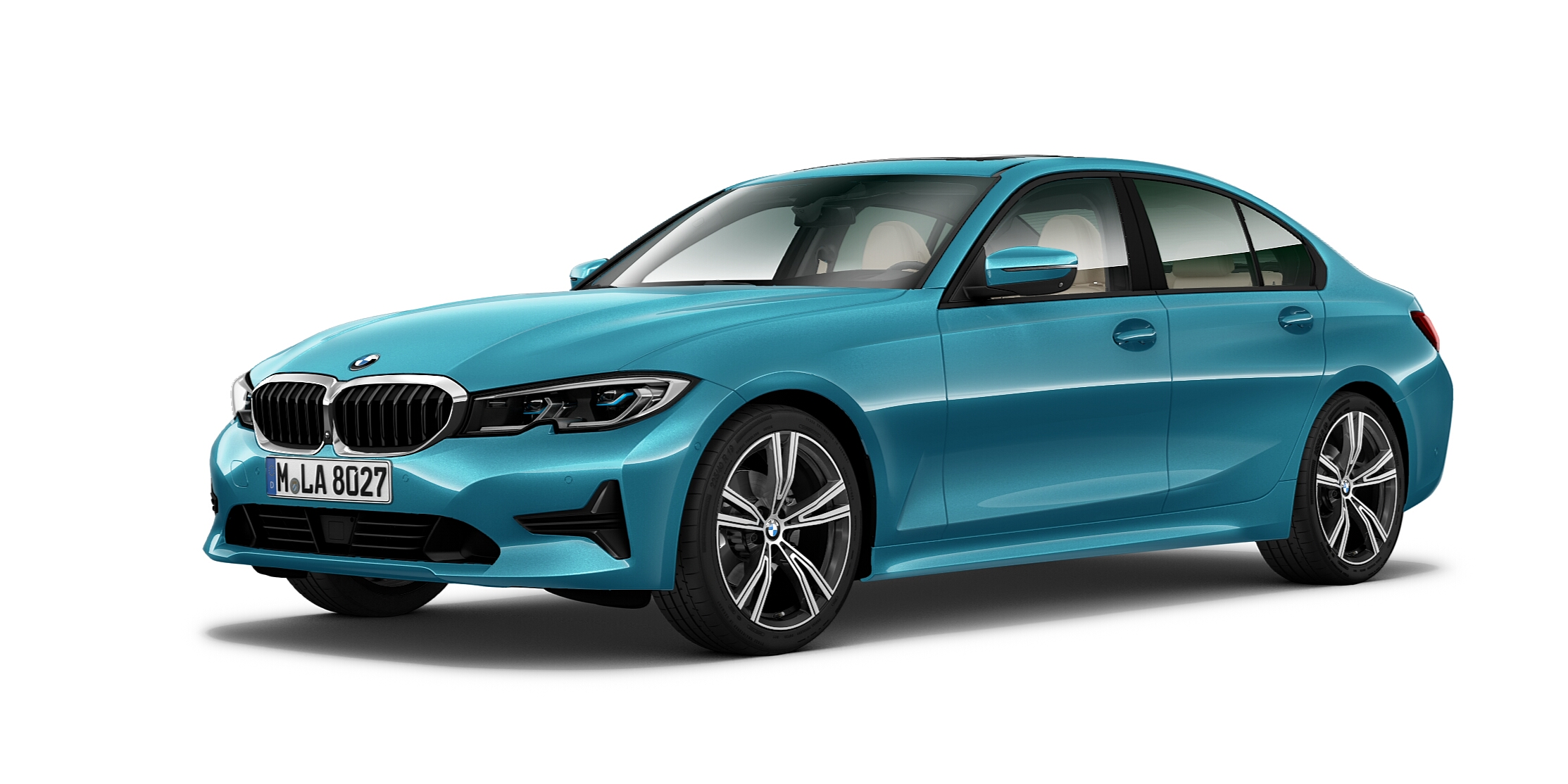 Here Are 84 Special Colors Available For The New Bmw G20 3 Series