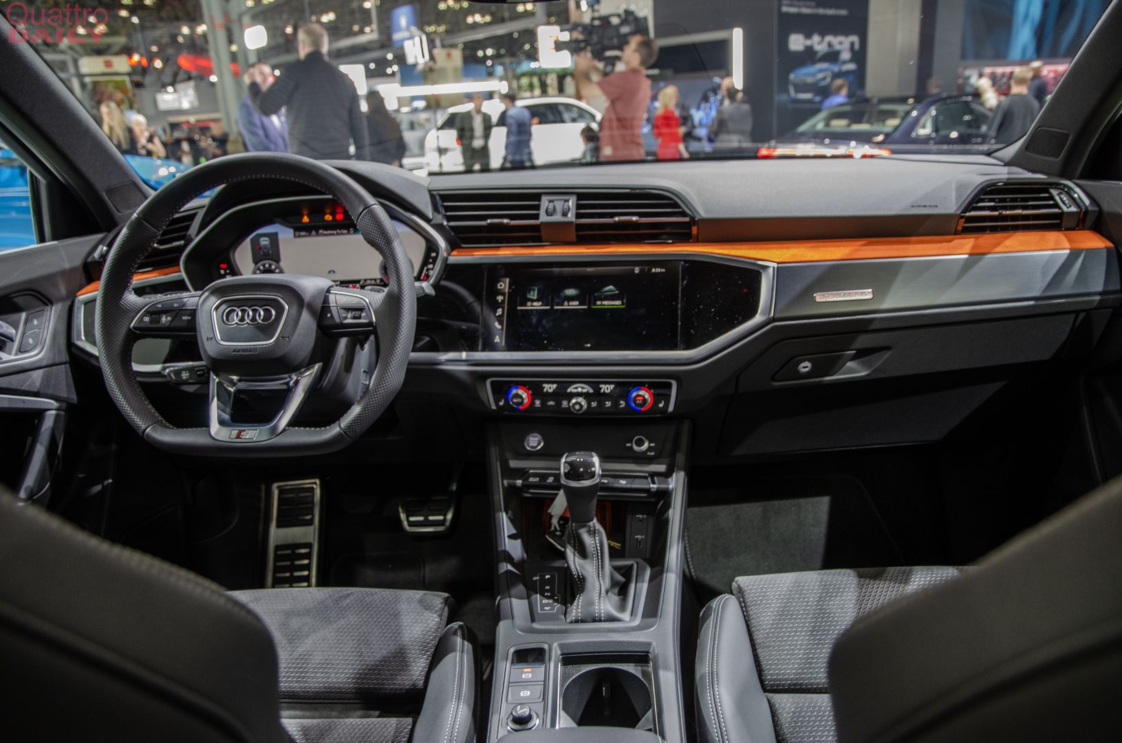 2019 NY Auto Show: 2019 Audi Q3 is here to take on the BMW X1