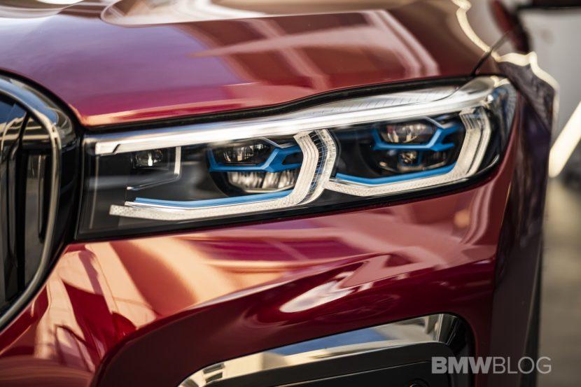Aventurine Red BMW M760Li 16 830x553
