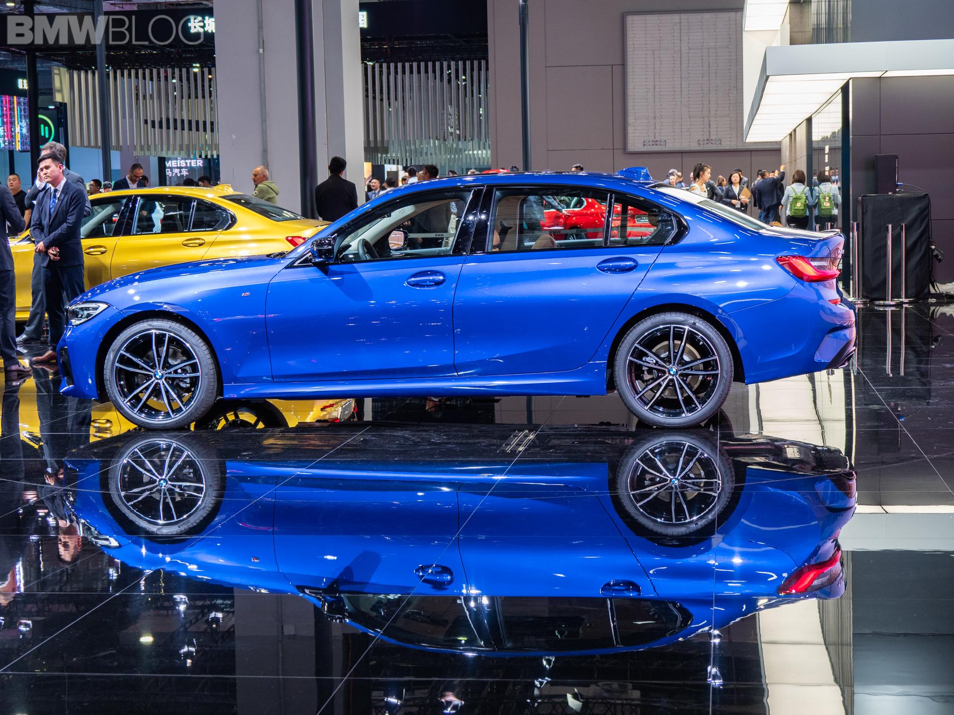 BMW 3 series long wheelbase g20 2019 shanghai 18 1