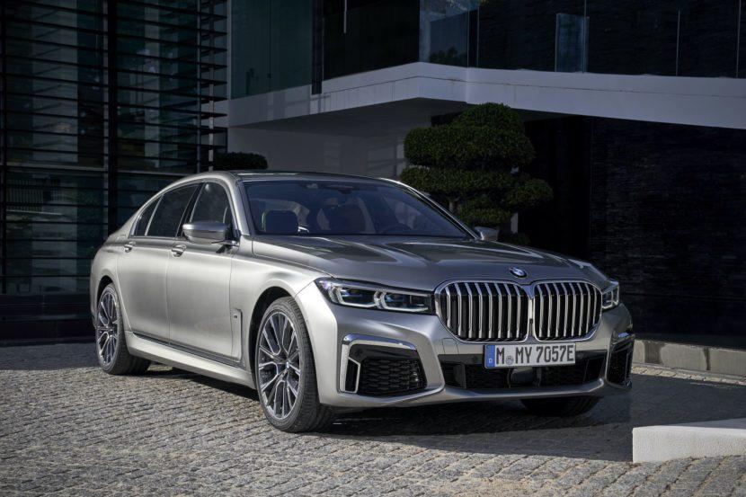 BMW 745Le hybrid test drive 01 830x553
