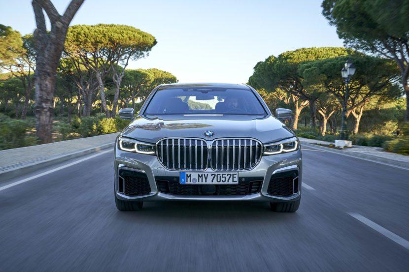 BMW 745Le hybrid test drive 16 830x553
