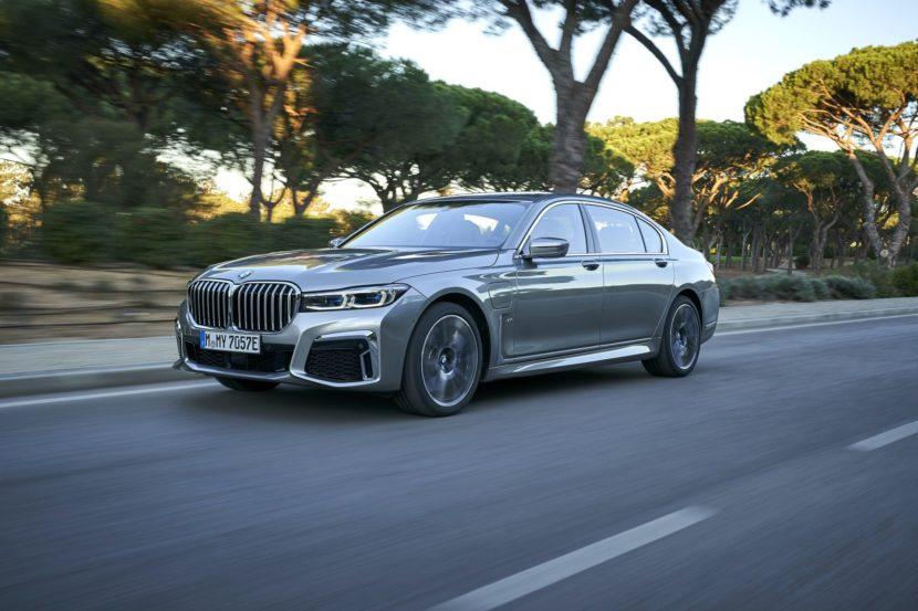 BMW 745Le hybrid test drive 22 830x553